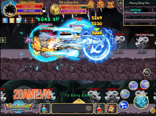 Game thủ Việt khen chê gì về game hot Dấu Ấn Rồng Mobile 2