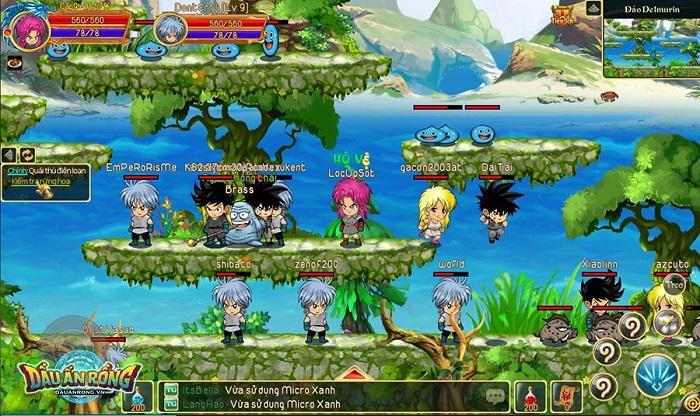 Tặng 999 giftcode game Dấu Ấn Rồng Mobile 0