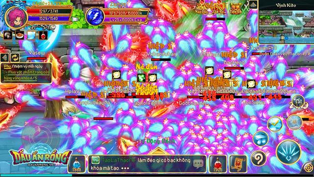 Dấu Ấn Rồng Mobile xác lập thành tích đạt Top 1 BXH chỉ sau 5 phút mở game 2