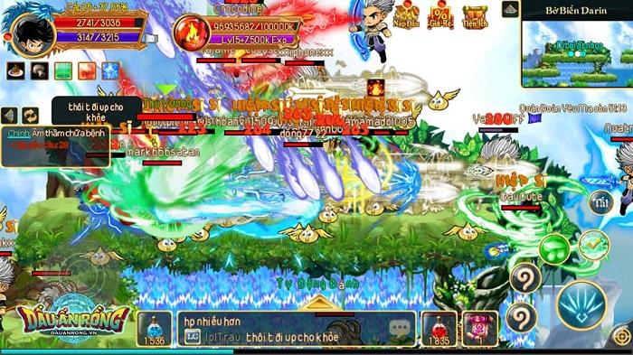 Dấu Ấn Rồng Mobile chinh phục hơn triệu người chơi sau 2 đợt Alpha Test 3