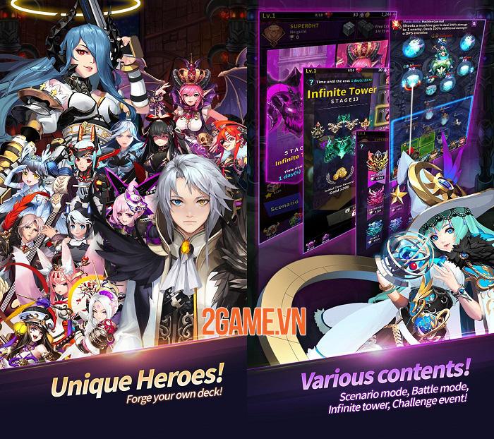 Dragon Heroes Tactics - Game chiến thuật có chiều sâu với đồ họa tuyệt đẹp 1