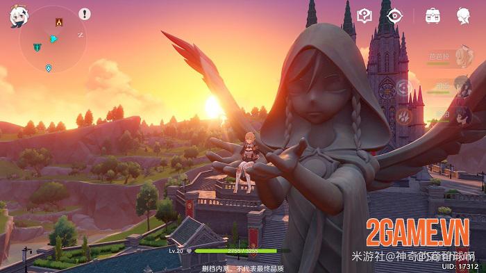 Genshin Impact Mobile xóa bỏ mọi hiểu lầm của game thủ sau đợt thử nghiệm nội bộ 2