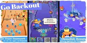 Go Backout – Game chiến thuật thời gian thực đậm chất giải trí