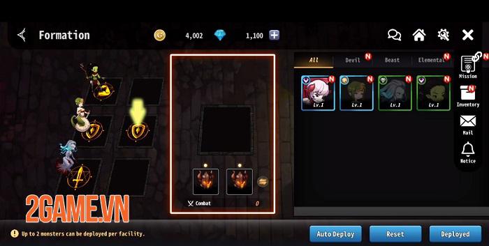 Idle Defence Arena - Game Idle RPG kết hợp phòng thủ tháp chất lượng cao 3