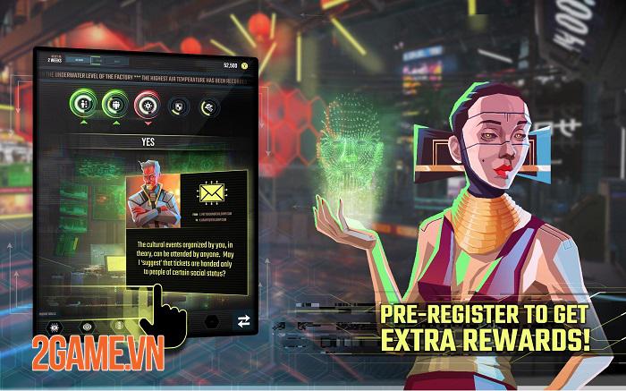 InfiniteCorp - Game thẻ bài chiến thuật bối cảnh thế giới mạng tương lai 0