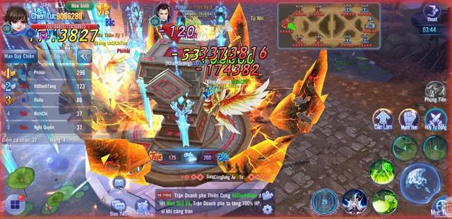 Hệ thống PK khốc liệt trong Kiếm Ma 3D luôn khiến game thủ đã mắt sướng tay 1