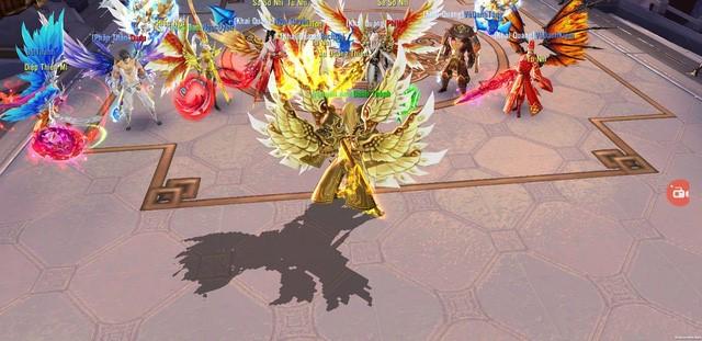 Hệ thống PK khốc liệt trong Kiếm Ma 3D luôn khiến game thủ đã mắt sướng tay 3