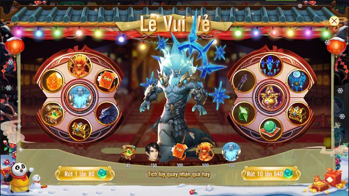 Kiếm Ma 3D Mobile mang đến chuỗi sự kiện đặc biệt cho dân cày trong tháng 3 2