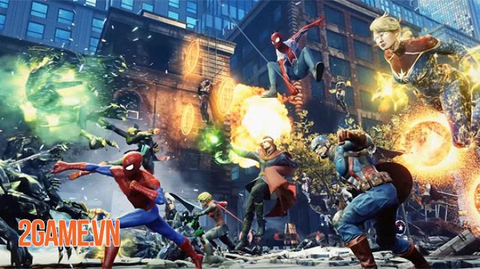 Marvel Future Revolution - Game nhập vai thế giới mở có quy mô lớn nhất về vũ trụ Marvel 1