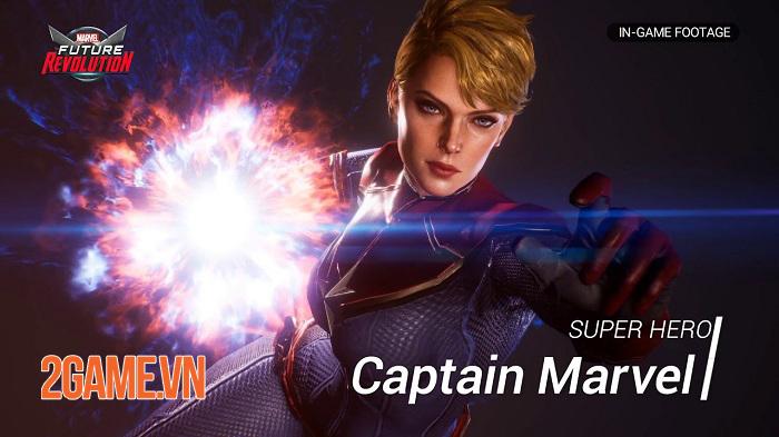 Marvel Future Revolution - Game nhập vai thế giới mở có quy mô lớn nhất về vũ trụ Marvel 2