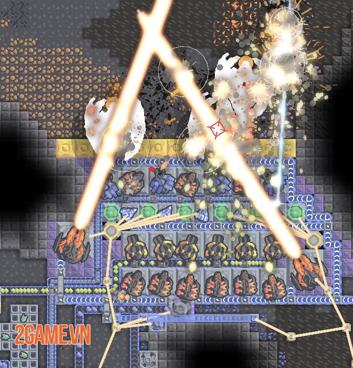 Mindustry - Game phòng thủ tháp có chiều sâu chiến thuật nhất trên mobile 0