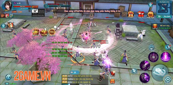 Minh Triều Cẩm Y Vệ Mobile đáp ứng đủ nhu cầu tìm kiếm ở một game nhập vai! 5
