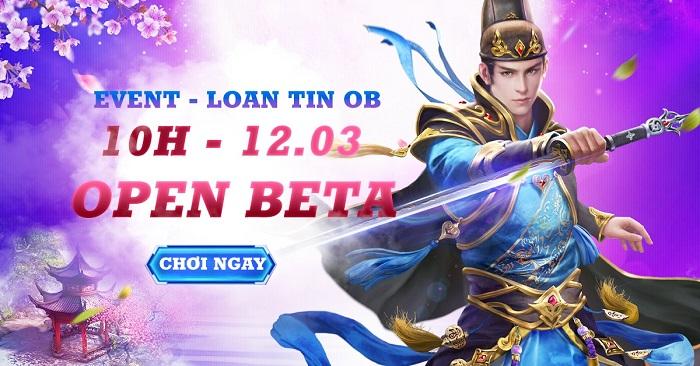 NPH Mobiz xác nhận thời gian Open Beta game Minh Triều Cẩm Y Vệ 2