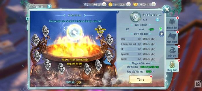 Bản cập nhật của Nhất Kiếm Giang Hồ sẽ trình làng tính năng Bang Chiến Liên Server cực chất 1