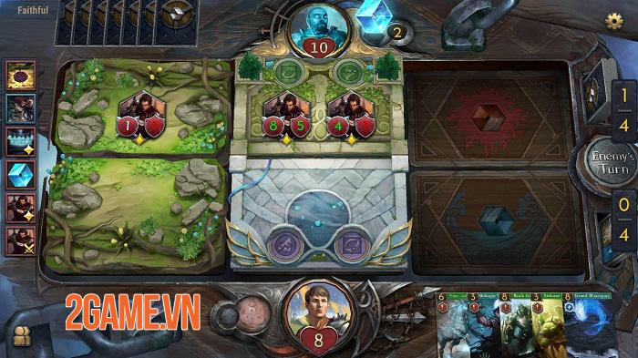 Red and Blue - Game TCG tập trung chiến đấu với các chiến thuật có chiều sâu 3
