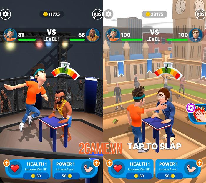 Slap Kings - Game cho vả nhau sấp mặt hài hước và thú vị 0