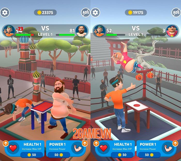 Slap Kings - Game cho vả nhau sấp mặt hài hước và thú vị 1