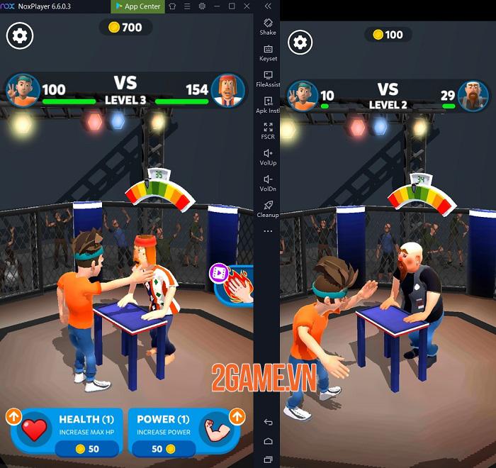 Slap Kings - Game cho vả nhau sấp mặt hài hước và thú vị 2