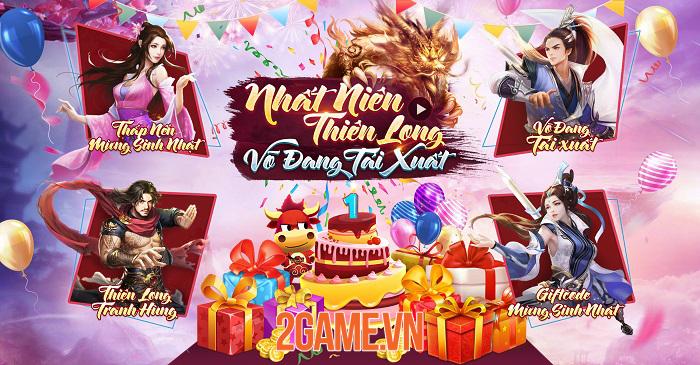 Tân Thiên Long Mobile VNG tổ chức sinh nhật linh đình mừng 1 năm đại thành công 3