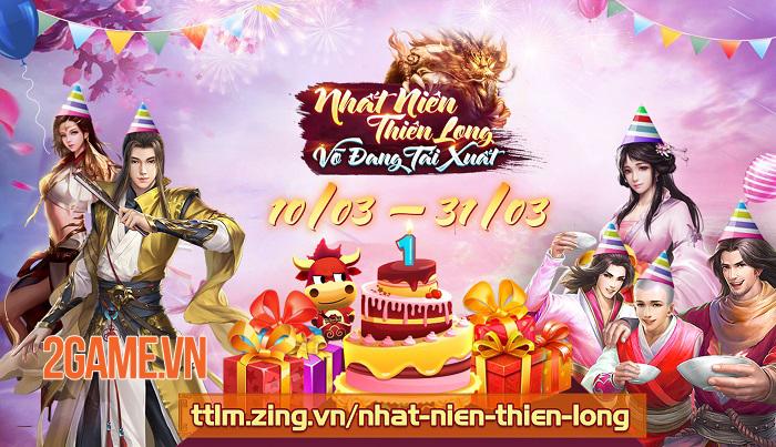 Tân Thiên Long Mobile VNG tổ chức sinh nhật linh đình mừng 1 năm đại thành công 1