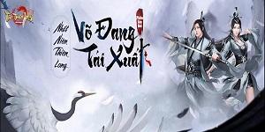 Tân Thiên Long Mobile đưa Võ Đang tái xuất trong phiên bản Nhất Niên Thiên Long