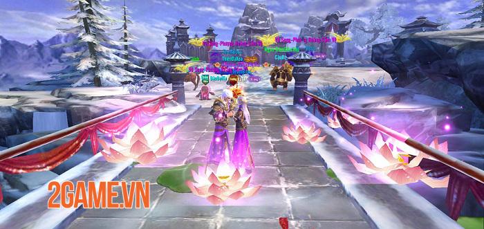 Ra mà xem game thủ Tân Thiên Long Mobile lại hô hào chuyển phái Võ Đang này! 3