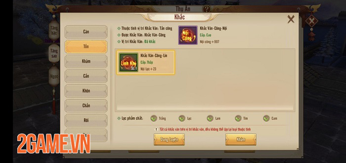 Ra mà xem game thủ Tân Thiên Long Mobile lại hô hào chuyển phái Võ Đang này! 4