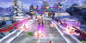 Ra mà xem game thủ Tân Thiên Long Mobile lại hô hào chuyển phái Võ Đang này!