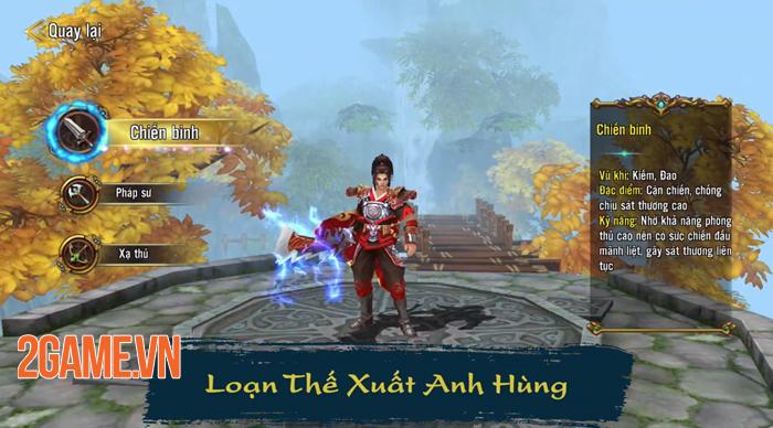 Thuận Thiên Kiếm Mobile mở ra một thế giới thần thoại Việt Nam đầy tráng lệ 3