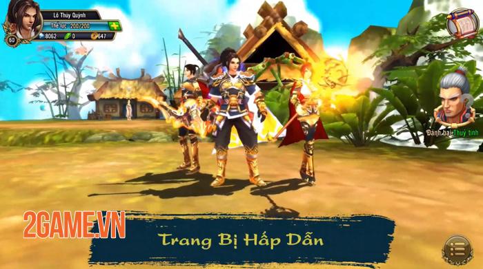 Thuận Thiên Kiếm Mobile mở ra một thế giới thần thoại Việt Nam đầy tráng lệ 4