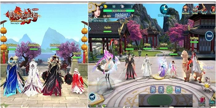 Game thủ VLTK Mobile chính thức chạm tay vào phiên bản mới Dương Danh Tứ Hải 3