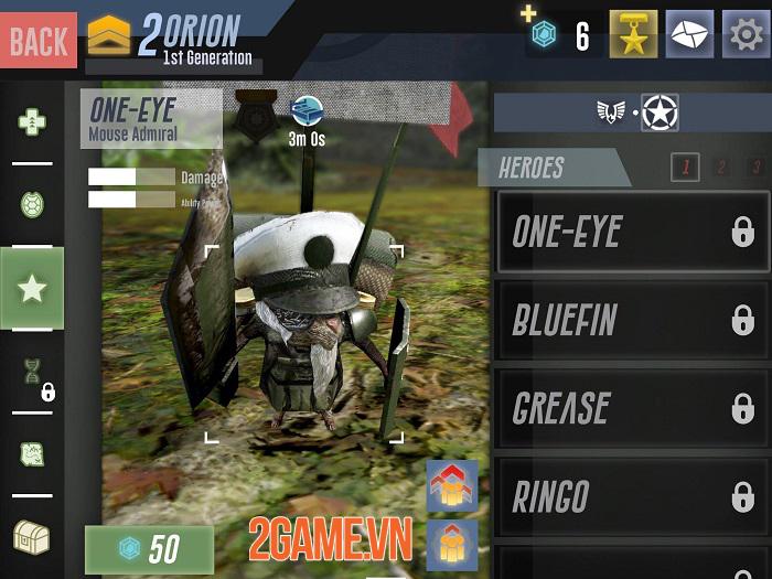 War Tortoise 2 thêm vào nhiều yếu tố thú vị hơn phần tiền truyện 3