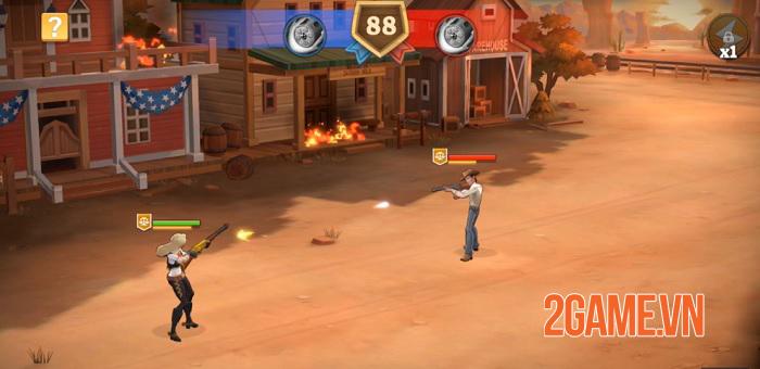 Wild West Heroes - Game mô phỏng quản lý thị trấn miền Tây hoang dã 0