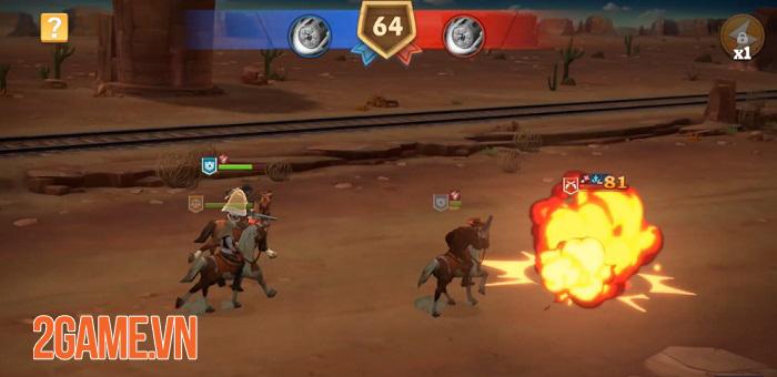 Wild West Heroes - Game mô phỏng quản lý thị trấn miền Tây hoang dã 3