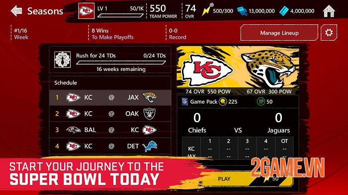 Madden NFL Mobile - Phiên bản rút gọn của trò chơi console nổi tiếng 1