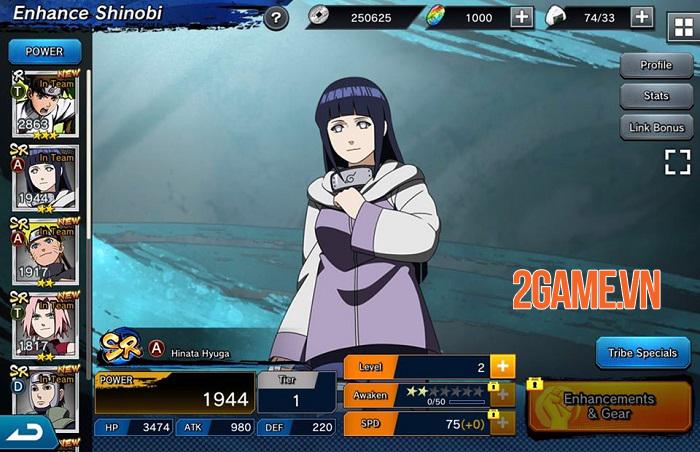 Naruto x Boruto Ninja Tribes sử dụng các đoạn cắt cảnh như được lấy ra từ anime 3