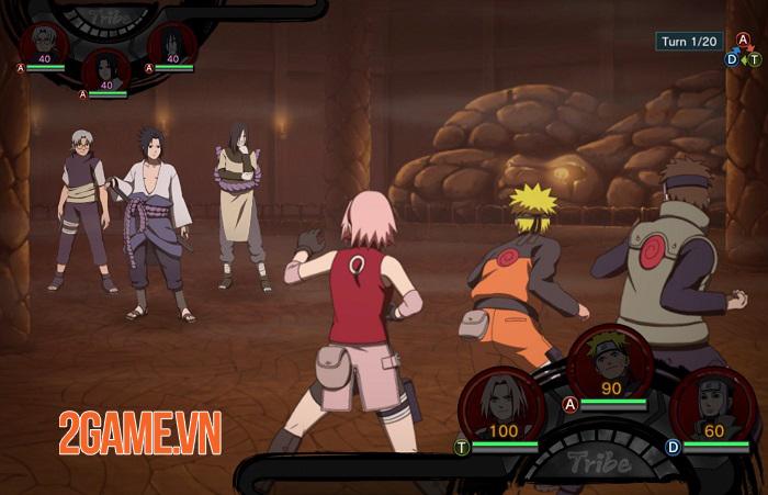 Naruto x Boruto Ninja Tribes sử dụng các đoạn cắt cảnh như được lấy ra từ anime 1