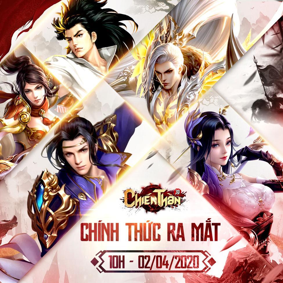 Game thủ Việt cùng hàng loạt streamer hội tụ đông đủ chờ Chiến Thần 3D ra mắt 0