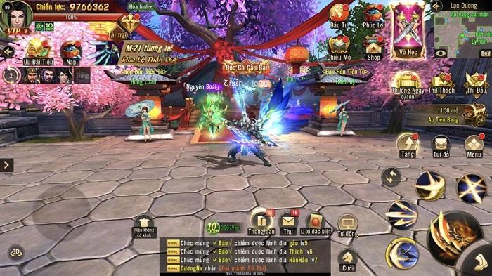 Game thủ Việt cùng hàng loạt streamer hội tụ đông đủ chờ Chiến Thần 3D ra mắt 1