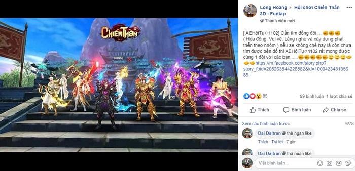Game thủ Việt cùng hàng loạt streamer hội tụ đông đủ chờ Chiến Thần 3D ra mắt 4