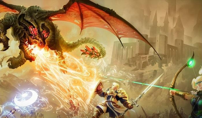 War Legends: Destiny - Game chiến thuật MMO với hơn 100 lãnh thổ chờ chinh phục 0