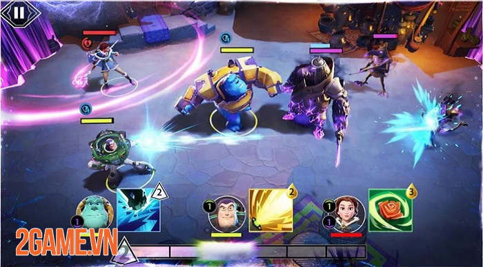 Disney Mirrorverse - Game hành động thời gian thực quy tụ dàn nhân vật Disney và Pixar 2