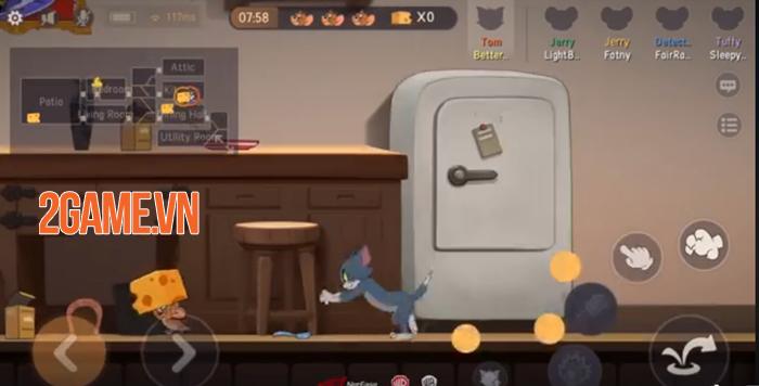 Game mèo vờn chuột Tom and Jerry: Chase Mobile ra mắt thị trường Đông Nam Á 1