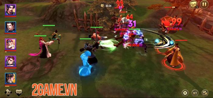 Reign of Three Kingdoms - Game thẻ tướng Tam Quốc cổ điển có nhiều yếu tố mới 3