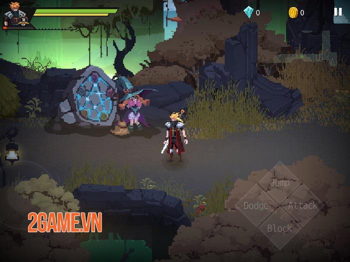 Dark Raider - Game hành động hack'n' slash retro mãn nhãn 0