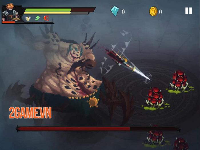Dark Raider - Game hành động hack'n' slash retro mãn nhãn 2