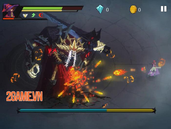 Dark Raider - Game hành động hack'n' slash retro mãn nhãn 3
