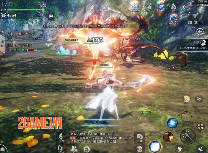 Faith - Game nhập vai giả tưởng chiến đấu trên không mở đăng kí CBT 0