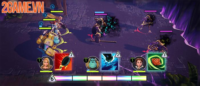 Disney Mirrorverse - Game hành động thời gian thực quy tụ dàn nhân vật Disney và Pixar 1