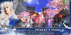 """Game """"siêu to khổng lồ"""" Perfect World VNG đã Việt hóa xong"""